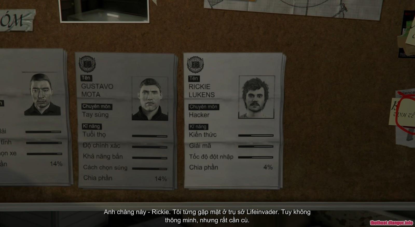 GTA 5 phiên bản tiếng việt, patch tiếng việt cho GTA V