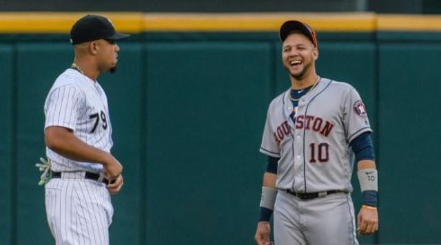 Ambos peloteros cubanos están encaminados a colarse en el Juego de las Estrellas del mejor beisbol del mundo en este 2018