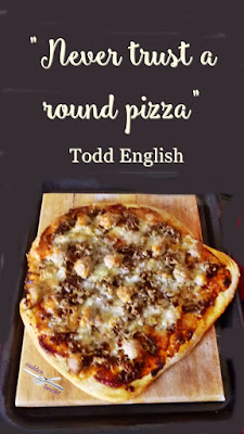 Never trust a round pizza quote from Todd English