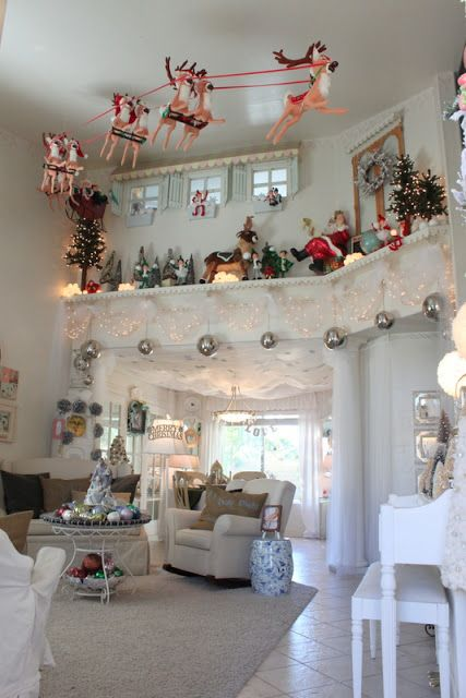 Christmas%2Bparty%2Bdecorations%2BDIY%2BIdeas%2B%25285%2529 - 10 Christmas party decorations DIY Ideas