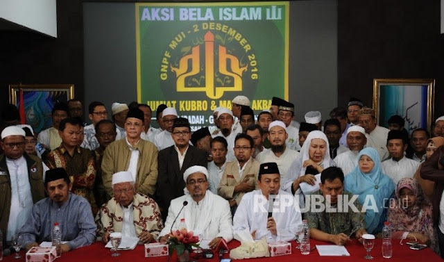 Aksi Bela Islam Digelar Lagi, Ini Agendanya