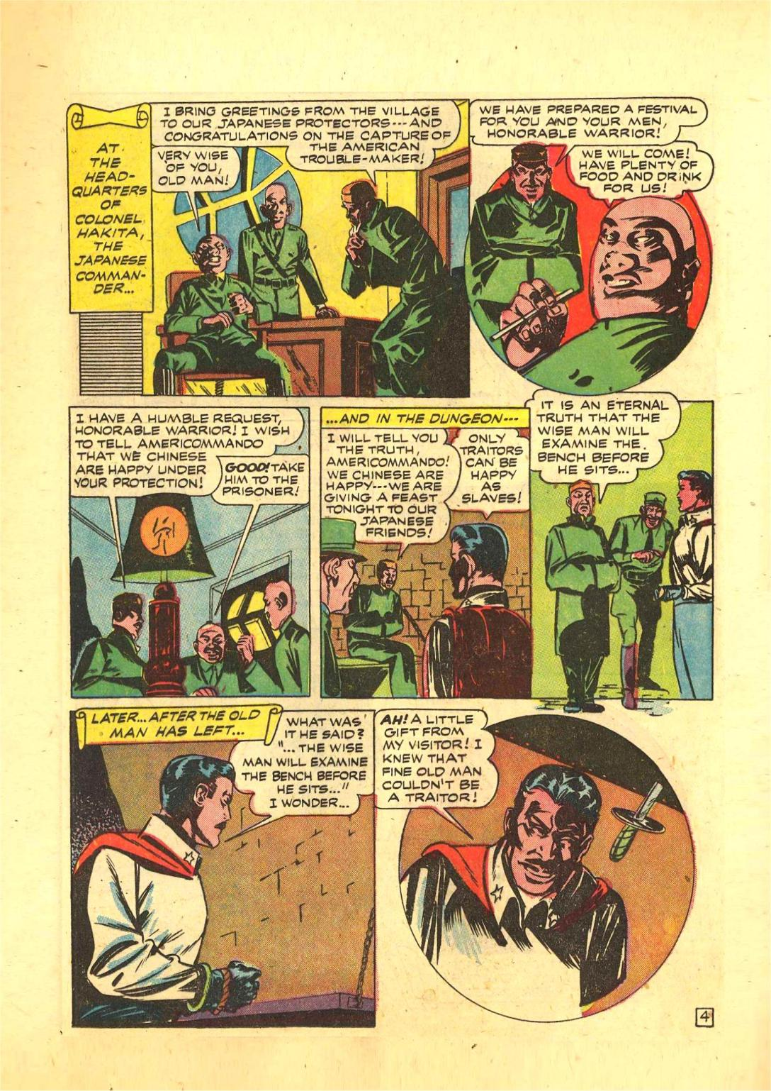 Read online Action Comics (1938) comic -  Issue #70 - 42