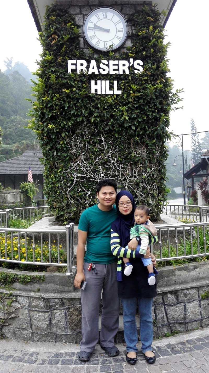 Hotel Review @ Ye Olde Smokehouse, Fraser Hill, Pahang, Malaysia