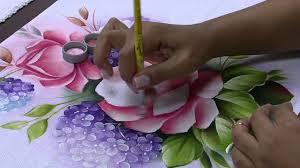 Descubra os Segredos Para Fazer Pinturas Maravilhosas em Tecido