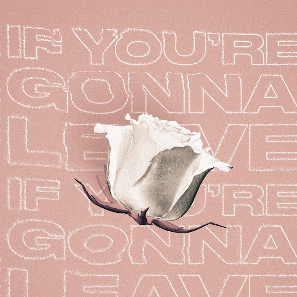 PLVTINUM - If You´re Gonna Leave (Bvrnout Remix) - Single Cover