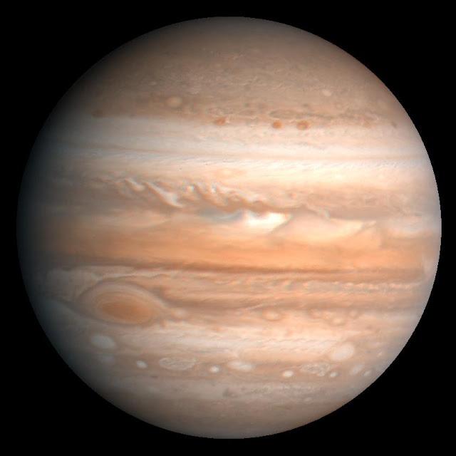 Jupiter voyager 2 picture