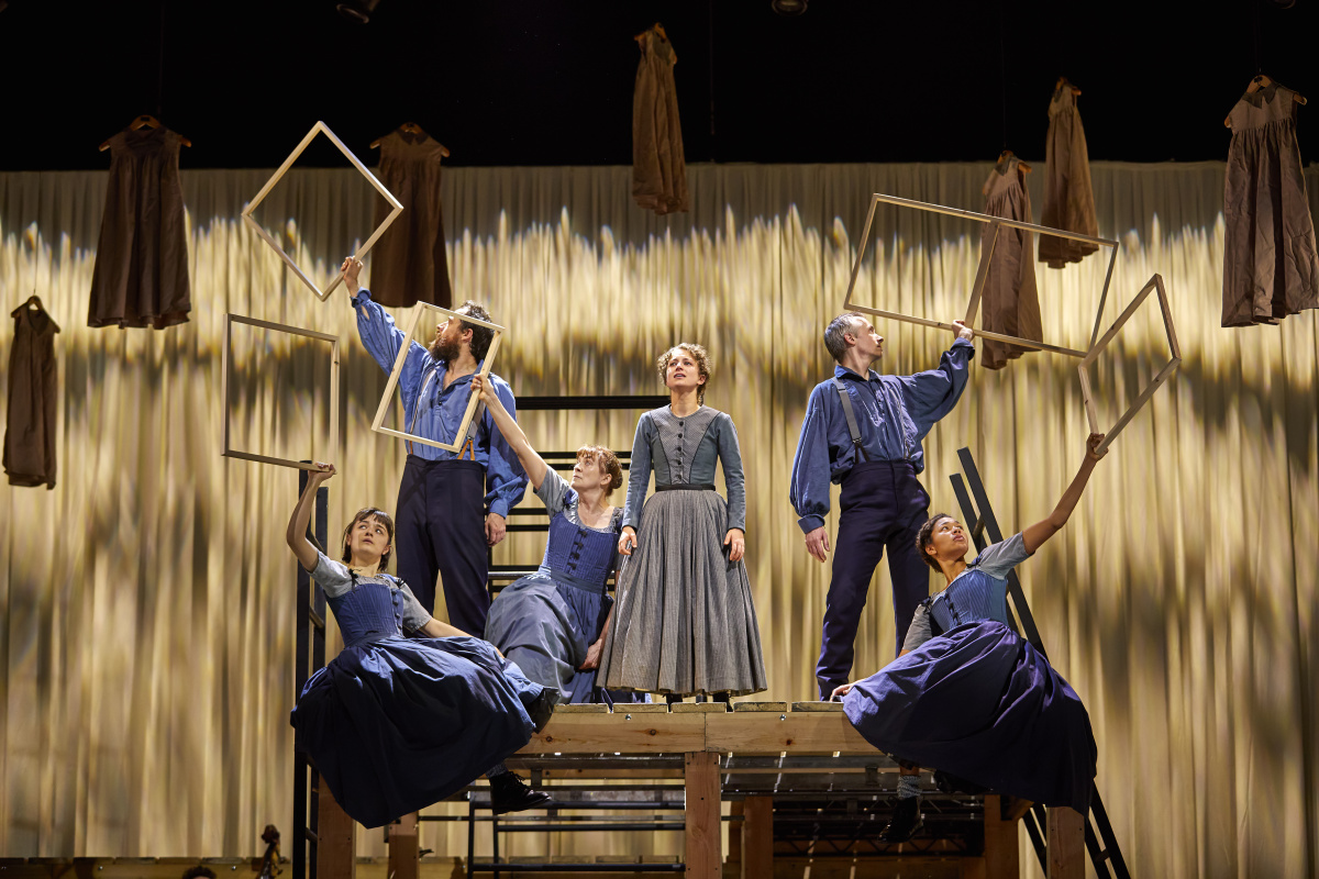 Review jane eyre at the new victoria theatre in woking