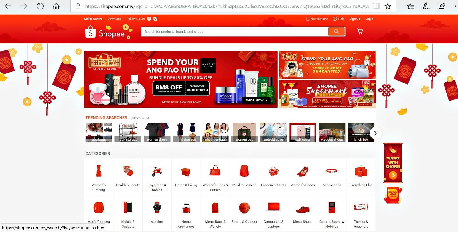 Shopee Malaysia - Shopee Guarantee ~ Online Shopping Fraud