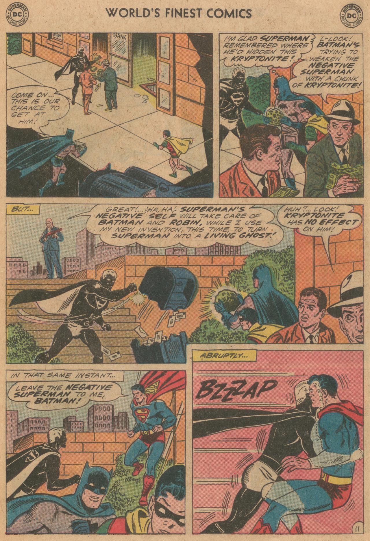 Read online World's Finest Comics comic -  Issue #126 - 12