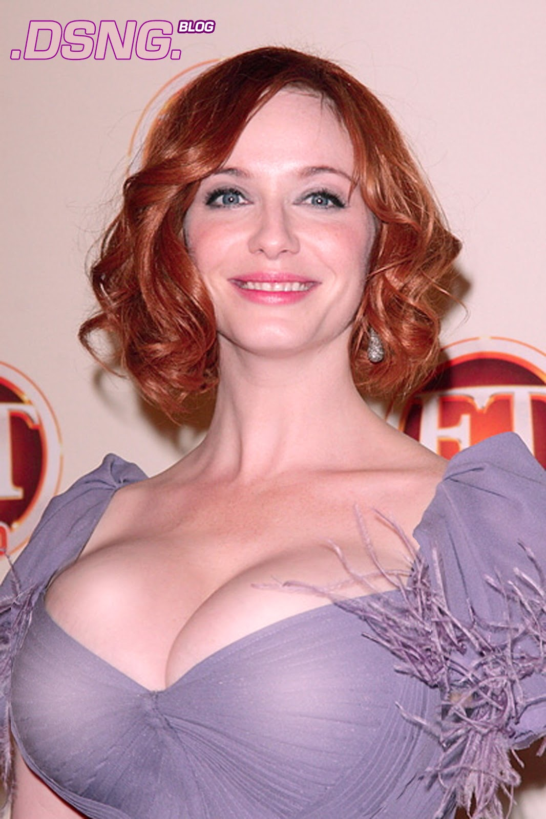 big breast actress