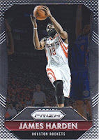 James Harden Houston Rockets NBA Basketball Collector Cards