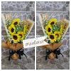 Hand Bouquet Bunga Matahari 170110