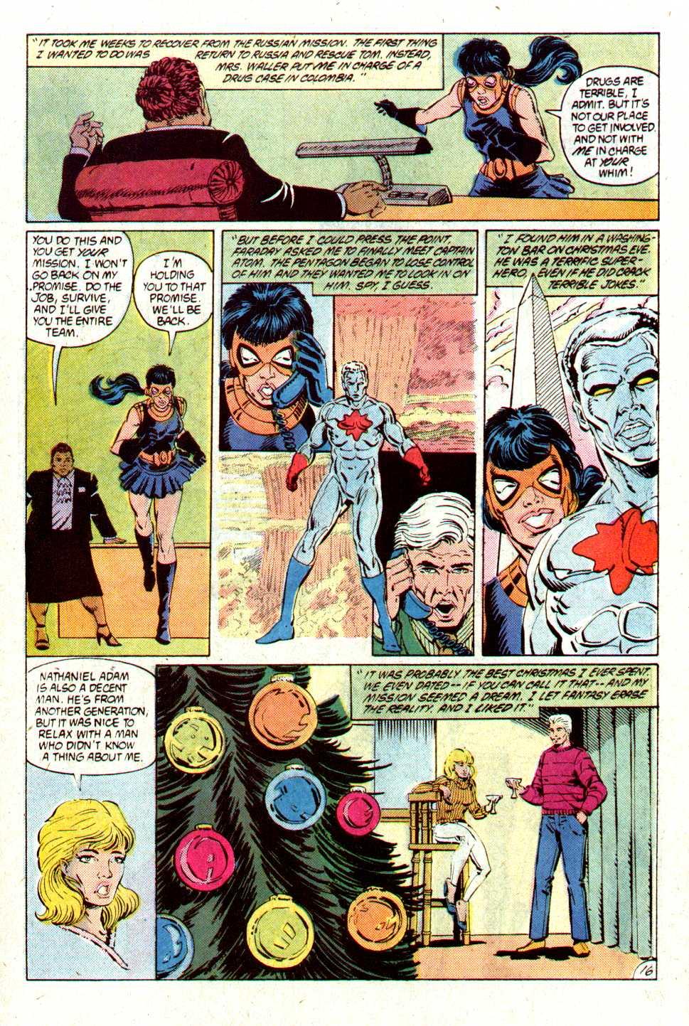 Read online Secret Origins (1986) comic -  Issue #28 - 19