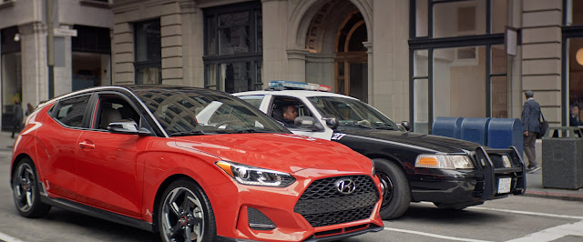 The all-new Hyundai Veloster will be making its Hollywood debut in Marvel Studios' Ant-Man and The Wasp and Hyundai is suiting up to give fans an action-packed experience.