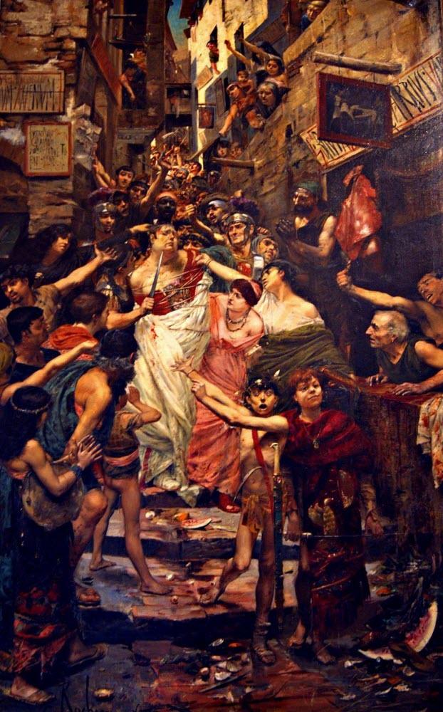 execution of Vitellius