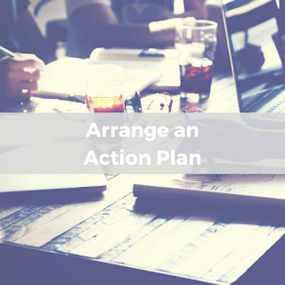 Arrange an Action Plan for your resignation
