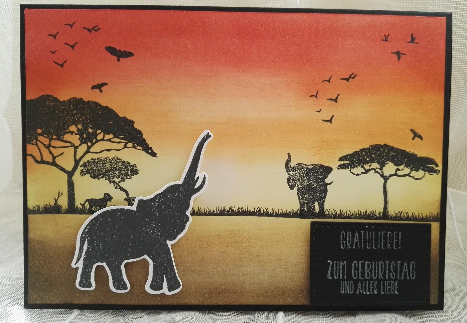 Aufstempeln!: Afrika!