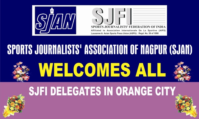 Sports Journalists' Association of Nagpur: SJAN officials welcome