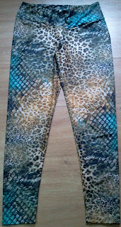 legging estampada Get Over GG