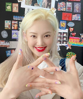 snsd hyoyeon instagram