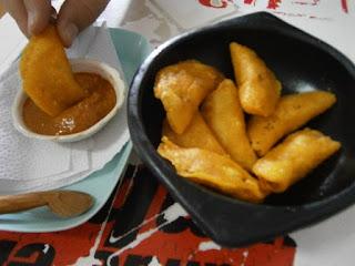 Empanadas Caucanas