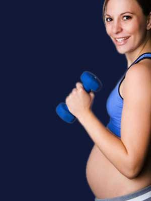 tips olah raga untuk ibu hamil