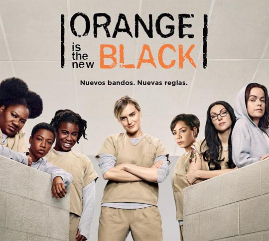 Orange Is the New Black TV Series (2016)