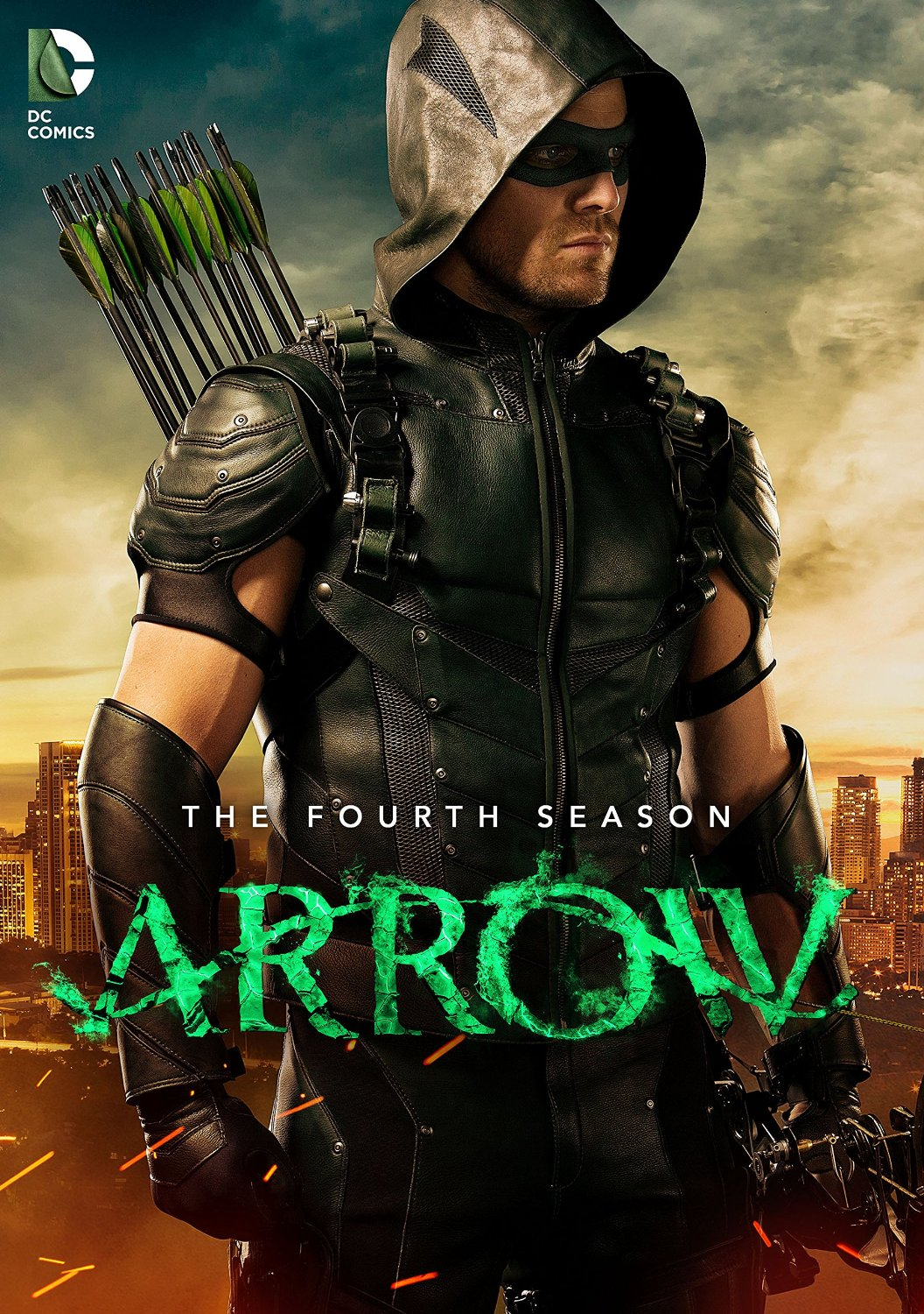 Arrow [Season 4] [2015] [DVD9] [NTSC] [Subitulado]
