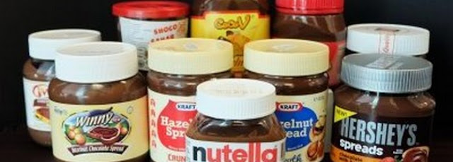 chocolate spread brands uk