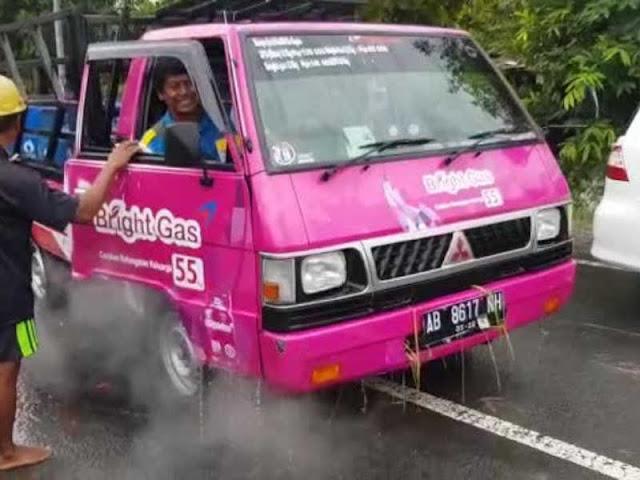 Pertamina Optimalkan Penyaluran BBM dan LPG Pasca Longsor di Yogyakarta