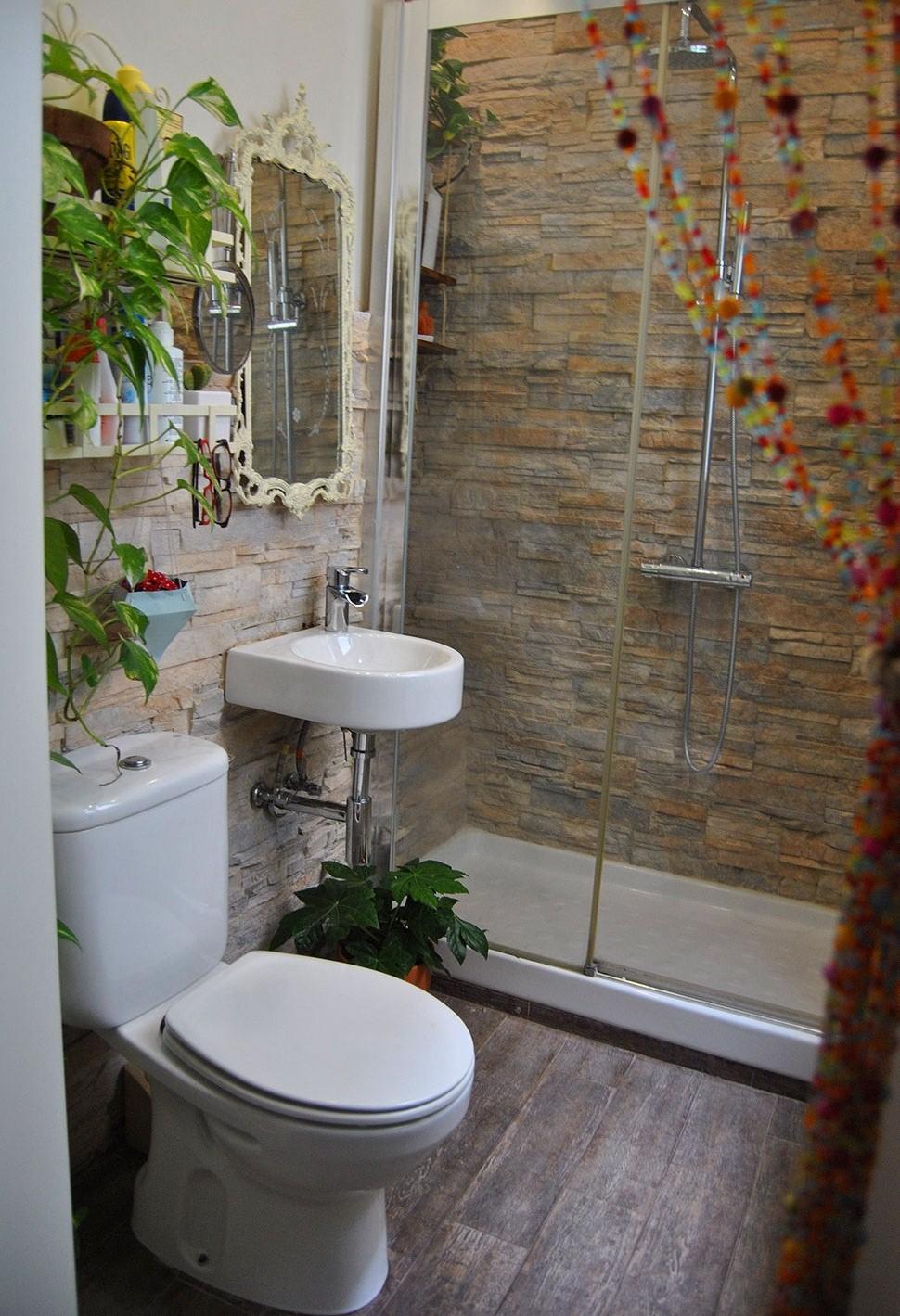 Estanterias para la ducha top euroshowers estantera - Estanteria encima wc ...