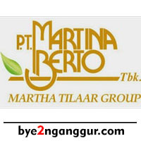 Rekrutmen Kerja PT Martina Berto Tbk Accounting Tax Officer 2018
