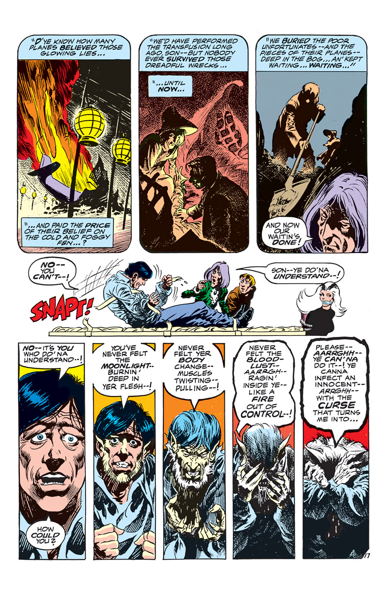 Swamp Thing (1972) Issue #4 #4 - English 18