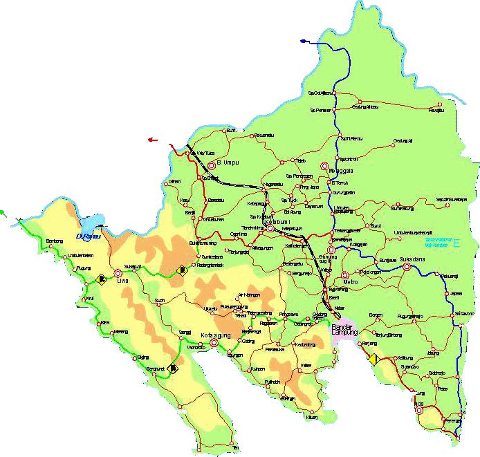 Info Wisata Lampung: Bandar Lampung ibu kotanya Propinsi ...