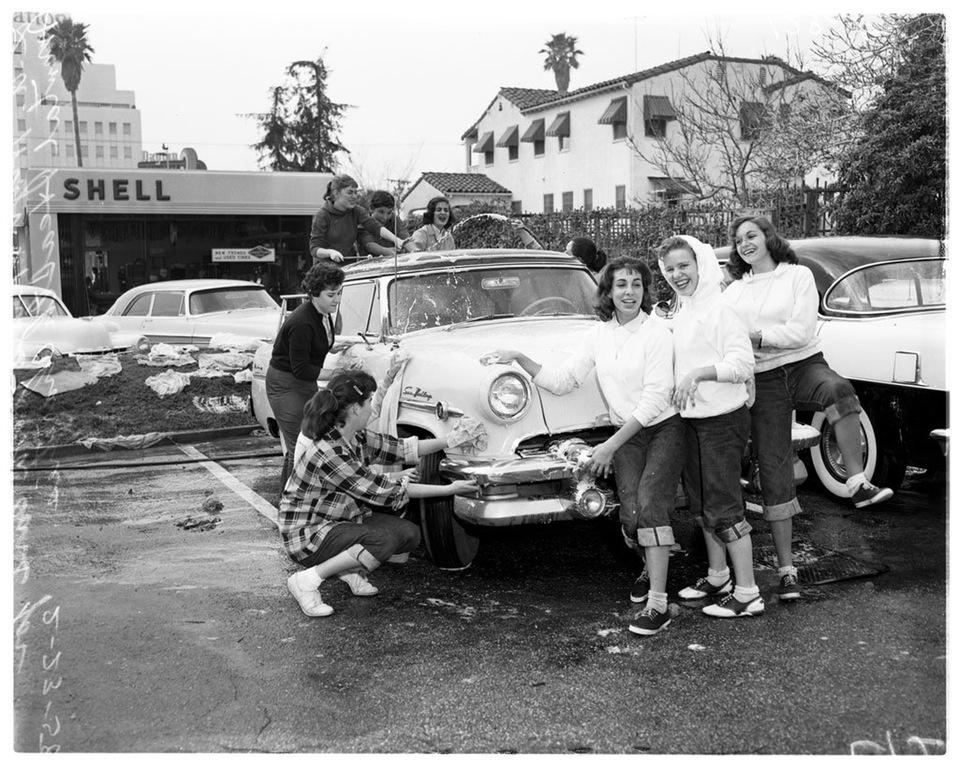 Apologise, but, vintage car wash authoritative