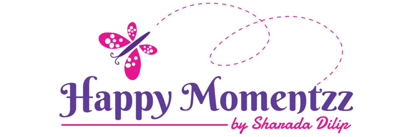 HappyMomentzz crafting by Sharada Dilip