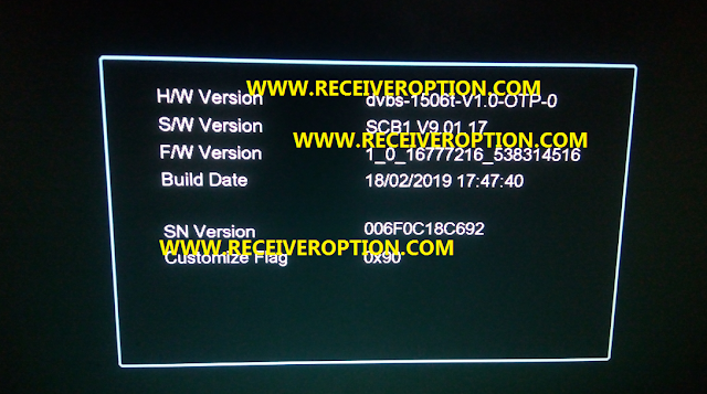 NEOSET i 5000 EXTREME HD RECEIVER AUTO ROLL POWERVU KEY NEW SOFTWARE