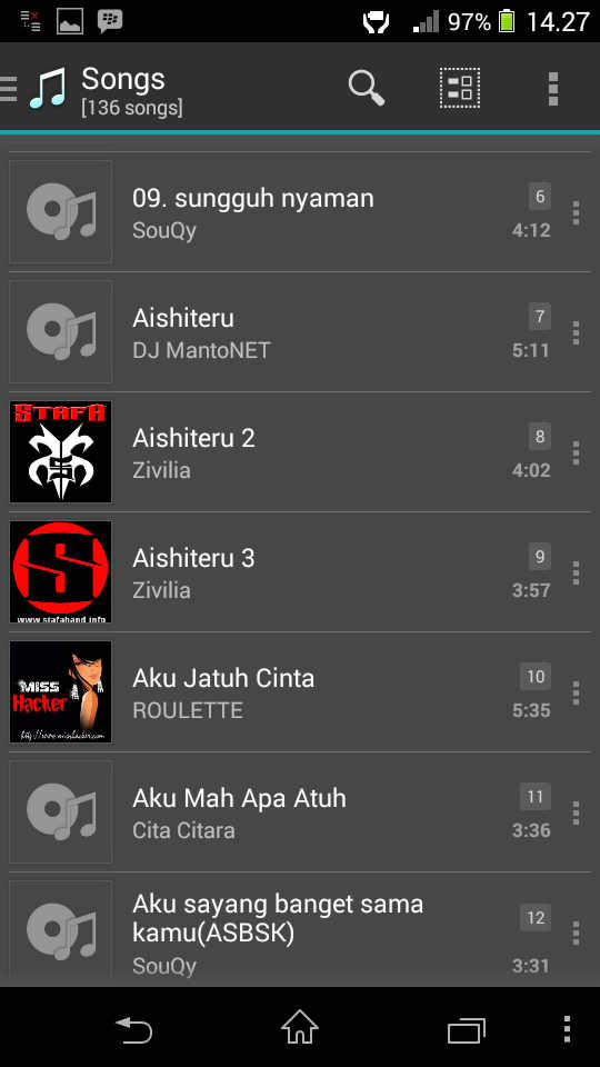 jetAudio Music Player Plus Terbaru