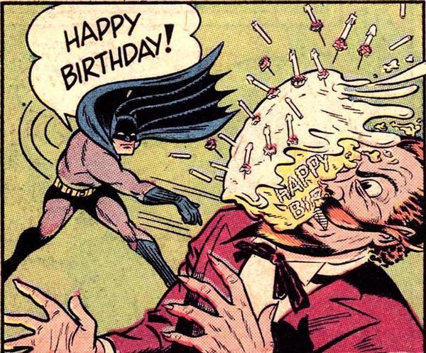 Joyeux 7e anniversaire, DC-Earth ! Batmanbday