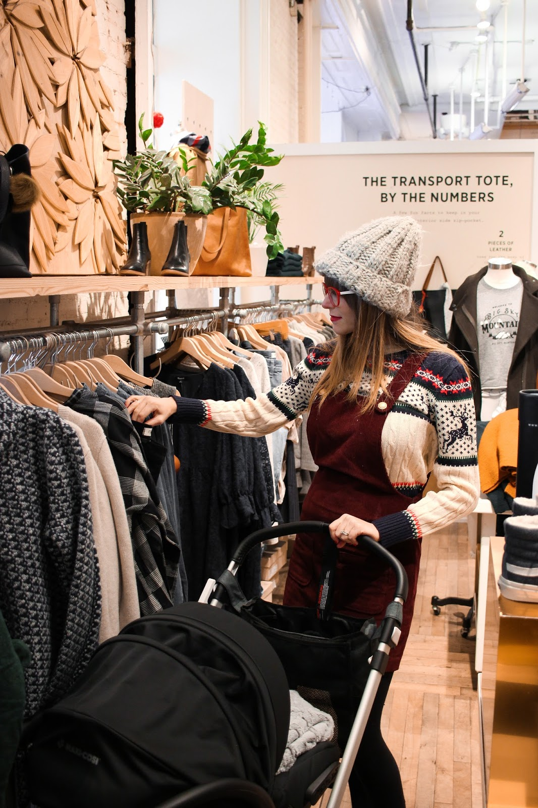 NYC Holiday Shopping With Hudson & Uber / Steffys Pros and ...