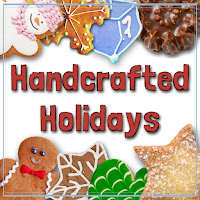 holiday craft ideas | holiday gift ideas | http://schulmanart.blogspot.com/2016/09/handcrafted-not-homemade.html
