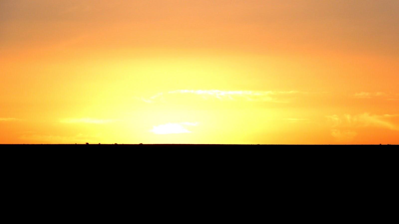 salida del sol aït ben haddou
