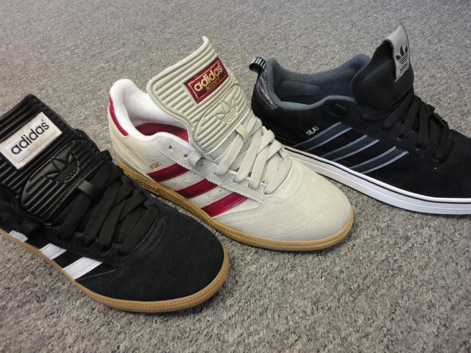 89e7dd6c12280b Two returning styles in three new colors of Summer Adidas footwear!