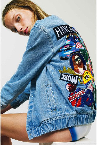 Style Inspiration: The Denim Jacket