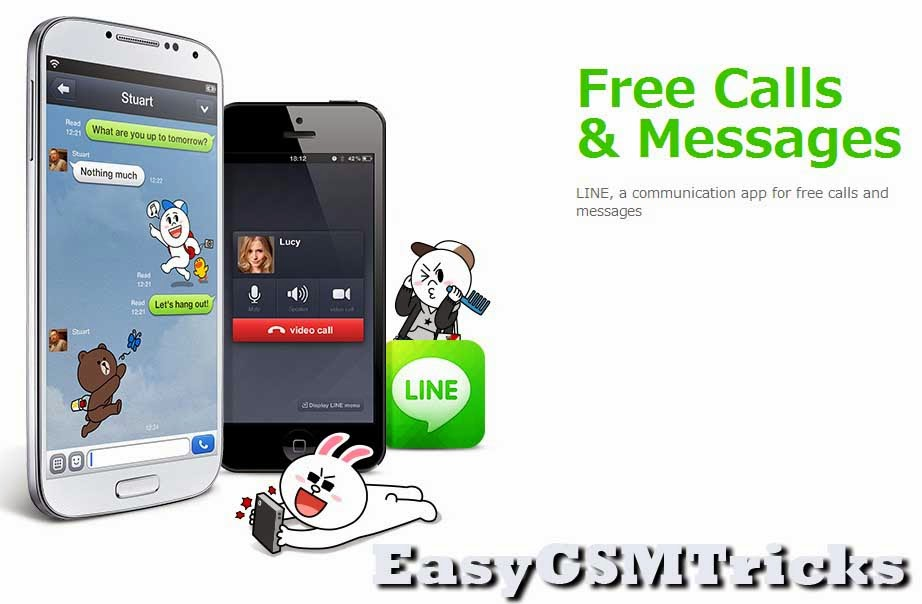 line apps asha 305