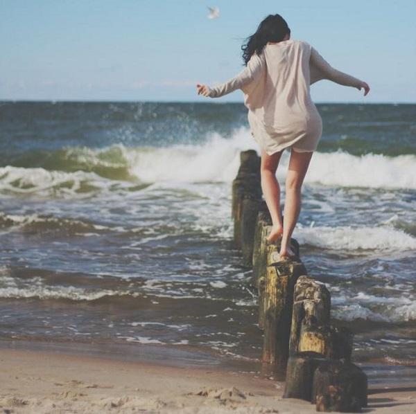 Μην τα φοβάσαι τα πρώτα βήματα στη ζωή