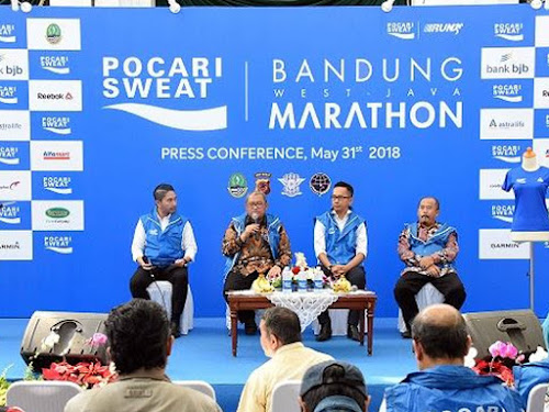 Bandung West Java Marathon 2018