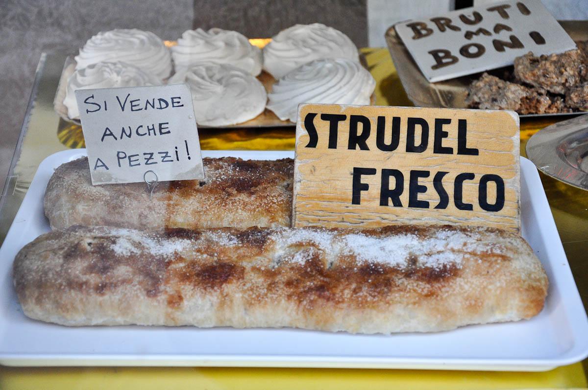 Strudel, Asiago, Veneto, Italy