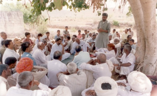 What is the functions of Gram Panchayats?