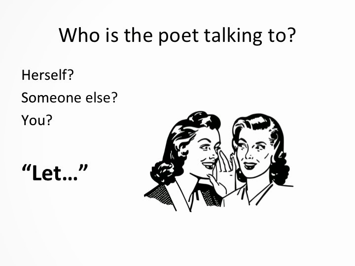 Mrs B's GCSE English Blog: Getting Into An Unseen Poem